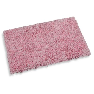 pink shaggy raggy rug pink shaggy raggy accent rug bed bath amp beyond 4237