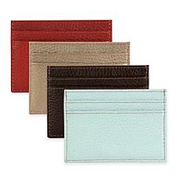 Hadaki Leather Business Card Pouch