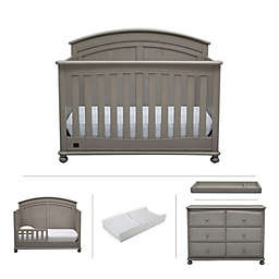 Simmons Kids Ainsworth 5-Piece Nursery Furniture Set by Delta Children