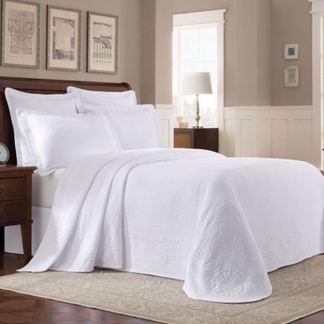 Williamsburg Abby Bedspread Bed Bath Amp Beyond