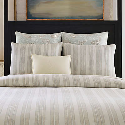 Jeffrey Alan Marks for Inspired by Kravet Waterway Pillow Sham in Natural