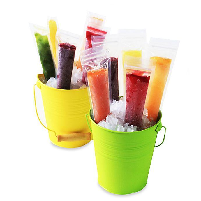 Alternate image 1 for Zipzicle® Ice Pop Molds (Set of 36)