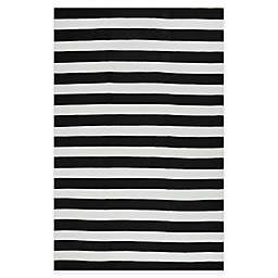 Fab Habitat Nantucket Stripe Indoor/Outdoor Rug