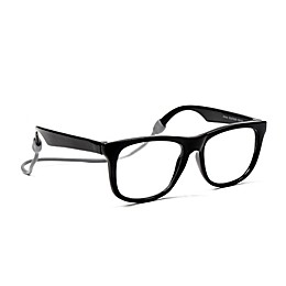 Baby Opticals by Hipsterkid™ Clear Lens UV Glasses in Black
