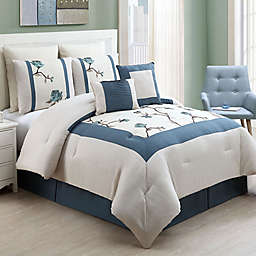 VCNY Trousdale 8-Piece Comforter Set