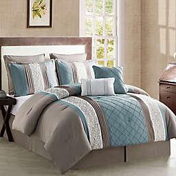 VCNY Farion 8-Piece Comforter Set