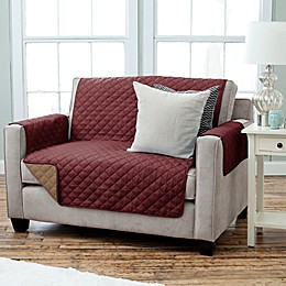 Kaylee Collection Reversible Loveseat-Size Furniture Protectors