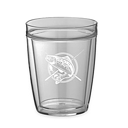Kraftware™ Kasualware Fishin' 14 oz. Double-Wall Tall Glasses (Set of 4)