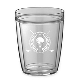 Kraftware™ Kasualware Golf Double-Wall Short Glasses (Set of 4)