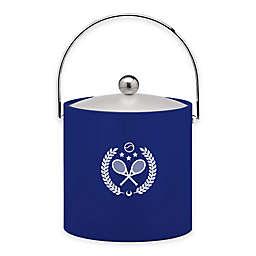 Kraftware™ Kasualware Tennis 3 qt. Ice Bucket in Blue