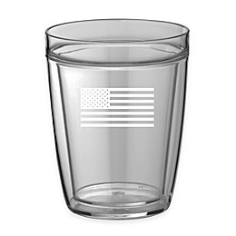 Kraftware™ Kasualware U.S.A. Double-Wall Tall Glasses (Set of 4)