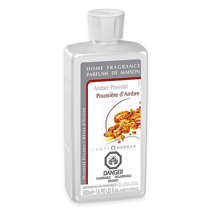 Alternate image 1 for Lampe Berger Amber Powder 16.9 oz. Home Fragrance