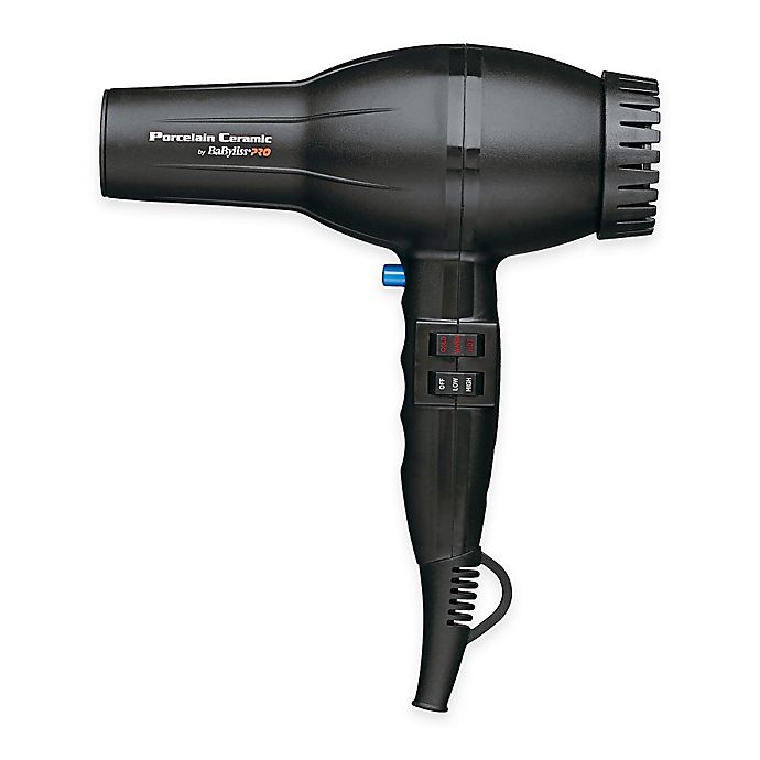 Alternate image 1 for BaByliss Pro Porcelain Ceramic Hair Dryer