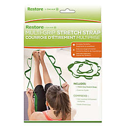Gaiam® Restore Multi-Grip Stretch Strap