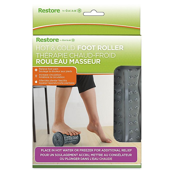 Alternate image 1 for Gaiam® Restore Hot and Cold Foot Roller