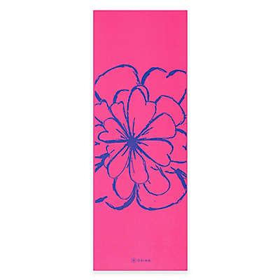 Gaiam® 3mm Flower Burst Yoga Mat