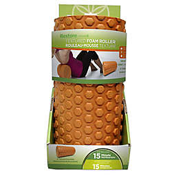Gaiam® Restore Deep Tissue Foam Roller in Orange