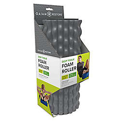 Gaiam® Restore Deep Tissue Foam Roller in Grey