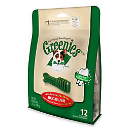 Greenies® Regular Canine Dental Chew Treats