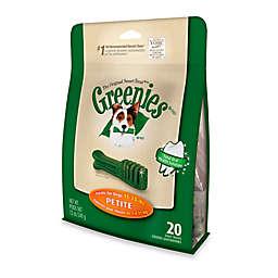 Greenies® Petite Canine Dental Chew Treats