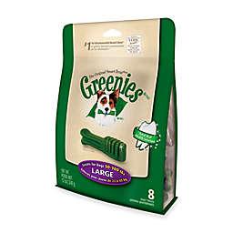 Greenies® Large Canine Dental Chew Treats