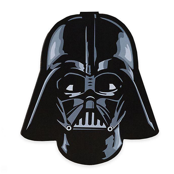 Star Wars™ Darth Vader Die-Cut Wood Wall Art | Bed Bath ...