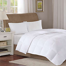 Sleep Philosophy True North 3M Level 1 Light Warmth Down Comforter in White
