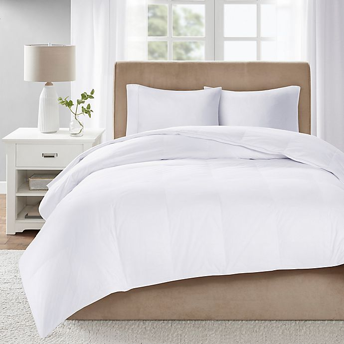 Alternate image 1 for Sleep Philosophy True North 3M Warmest Down Comforter in White