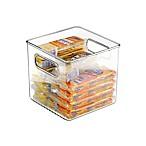 iDesign® Cabinet Binz™ 6-Inch x 6-Inch Fridge Cabinet Pantry Storage Organizer