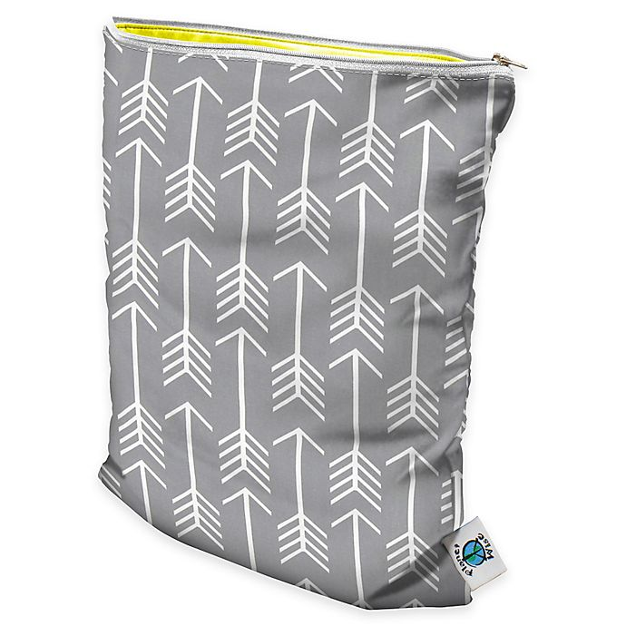 Alternate image 1 for Planet Wise™ Medium Wet Bag in Aim Twill