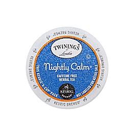 Twinings of London® Nightly Calm™ Herbal Tea Keurig® K-Cup® Pods 18-Count