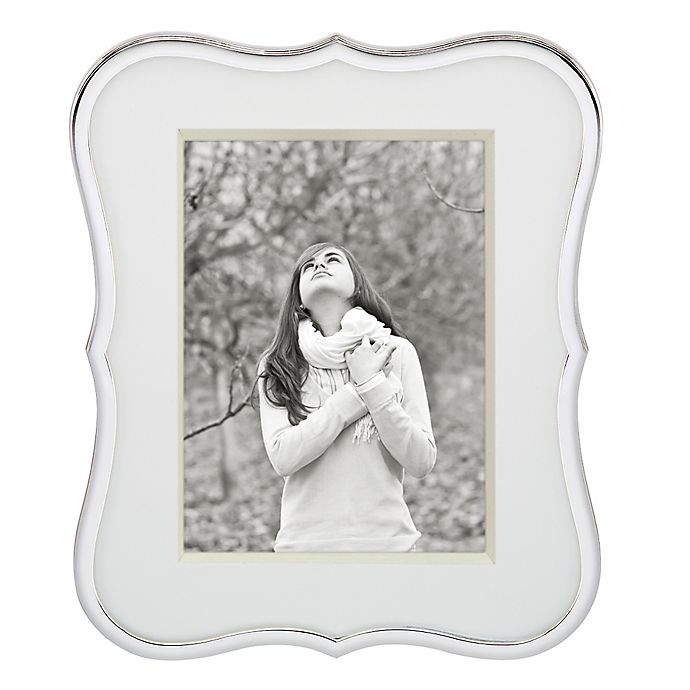 Alternate image 1 for kate spade new york Crown Point™ 5-Inch x 7-Inch Picture Frame