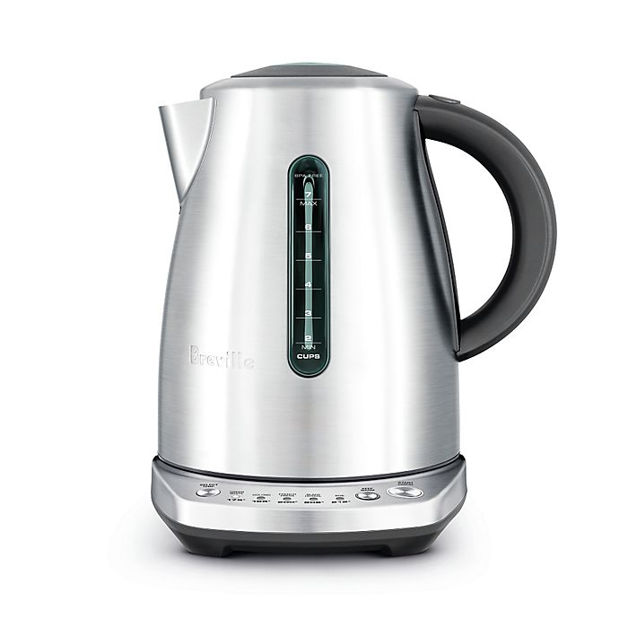 Alternate image 1 for Breville Temp Select Water Kettle with 5 Programmed Settings