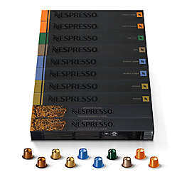 Nespresso® OriginalLine Assorted Dark Roast Pack Coffee Capsules 100-Count
