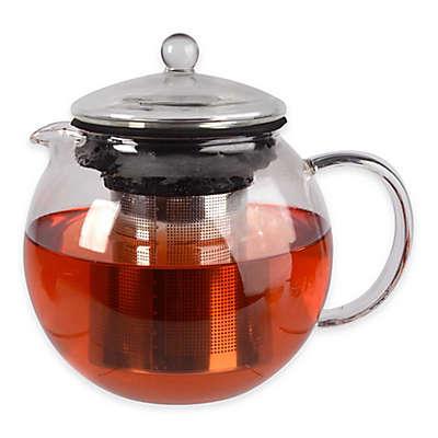 Artland® Harmony 48-oz. Borosilicate Teapot in Clear