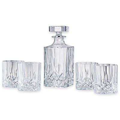 Artland® Windsor 5-Piece Glass Whiskey Set