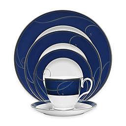 Noritake® Platinum Wave Indigo 5-Piece Place Setting