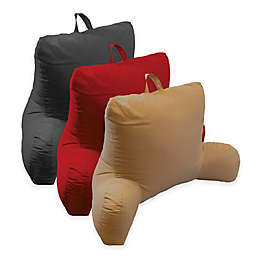 Microfiber Backrest Pillow