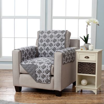 Adalyn Collection Reversible Chair Size Furniture