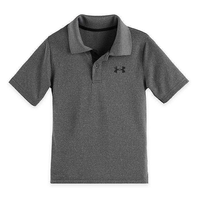 Alternate image 1 for Under Armour® Polo Shirt in Grey