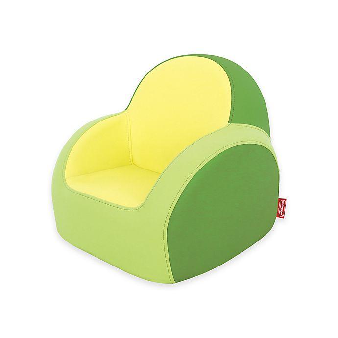 Alternate image 1 for Dwinguler Kid's Sofa in Lime Green