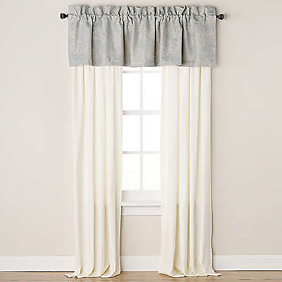 Wamsutta® Chelsea Pole Top 84-Inch Window Panel Pair in Ivory