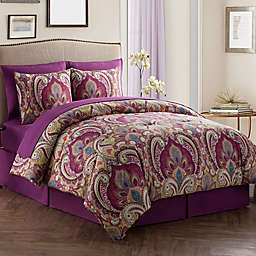 VCNY Alissia Reversible King Comforter Set
