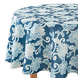 Croscill® Trimbelle 70-Inch Round Tablecloth