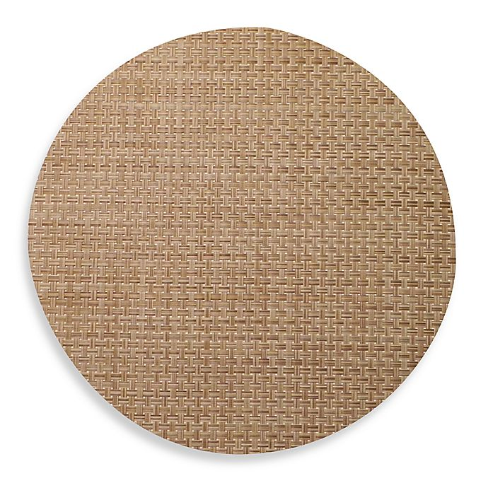Alternate image 1 for Bistro Woven Vinyl Placemat