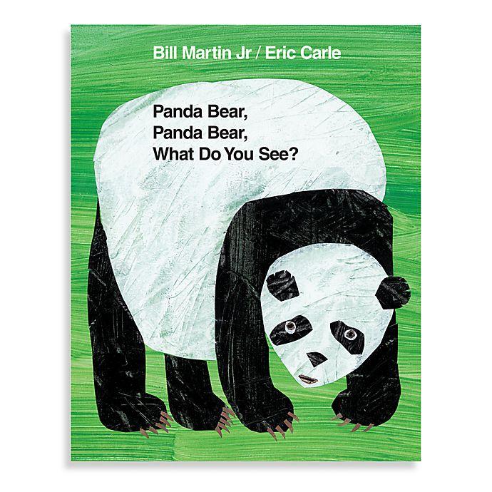 Alternate image 1 for Panda Bear, Panda Bear,What Do You See by Eric Carle