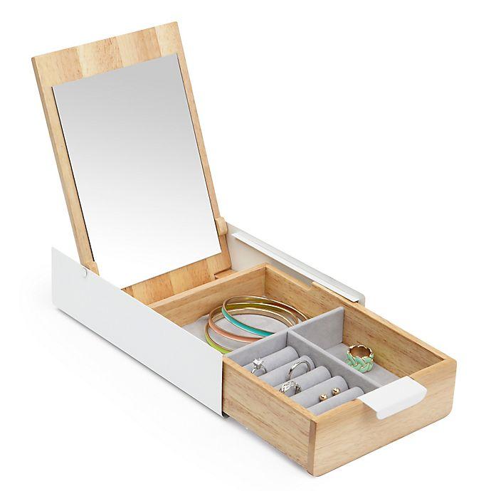 Alternate image 1 for Umbra® Reflexion Jewelry Storage Box