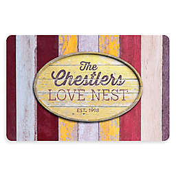 Premium Comfort by Weather Guard™ Love Nest 22-Inch x 31-Inch Kitchen Mat