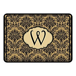The Softer Side by Weather Guard™ Damask 23-Inch x 31-Inch Kitchen Mat