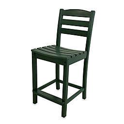 POLYWOOD® La Casa Counter Side Chair